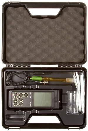 Hanna Instruments HI 9124N Auto-Instruction pH Meter