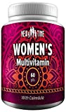Menopause Relief Supplements, 100% Natural Multi-Symptom Women's Multivitamin, Menopause Supplements Reducing Hot Flashes, Irritability, Night Sweats, Joint & Muscle Pain and Other Symptoms