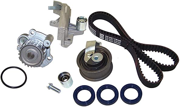 VW Passat Belt,Tensioner,Water Pump New Timing Kit 1.8-Ltr  Audi A4,A4 Quattro
