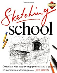 Sketching School (Reader's Digest Learn-As-You-Go Guide)
