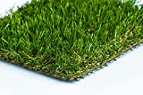New 15' foot Roll Artificial Grass Turf Synthetic Fescue Pet SALE! Many Sizes! (64 oz 15' x 50' = 750 Sq feet)