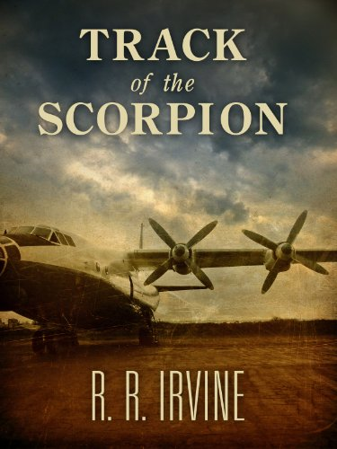 Rr Tracks (Track of the Scorpion (A Nicolette Scott Mystery Book 1))