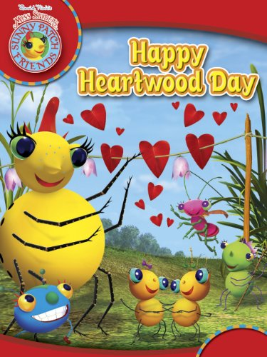 Miss Spider: Happy Heartwood Day