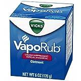 Vicks VapoRub Ointment 6 oz (Pack of 1)