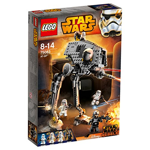 LEGO® Star WarsTM Rebels AT-DP 570 Piece Kids Building Playset | 75083 (Lego Star Wars Wookiee Ship)