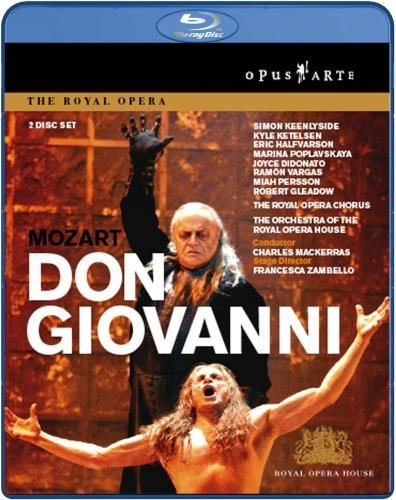 Eric Halfvarson - Don Giovanni (Widescreen, Subtitled, 2PC)