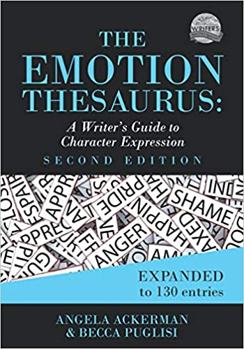 Emotion Thesaurus book cover