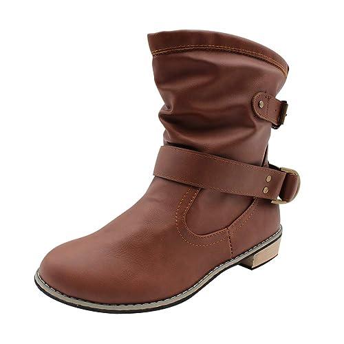 Bottines et Femme Bottes Chaussures Mesdames uirend F3uKTlc1J