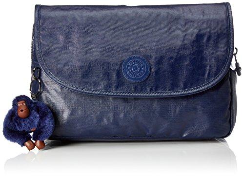 Kipling - DOLORES - Täschchen - Blue Purple C - (Blau) Lacquer Indigo XLdAl