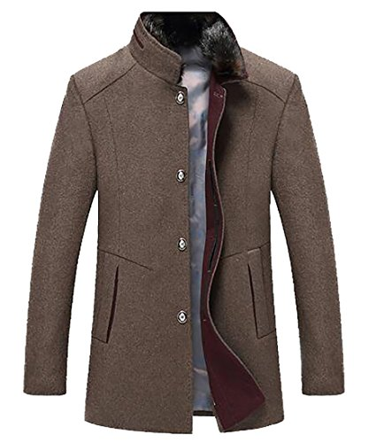 French Coat Trench Coat - 4