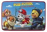 Paw Patrol Is On a Roll Bathroom Rug