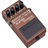 Boss OC-3 SUPER Octave Pedal with PigHog PP9V