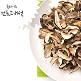 Dried Sliced Shiitake Mushroom 250g x 4 표고
