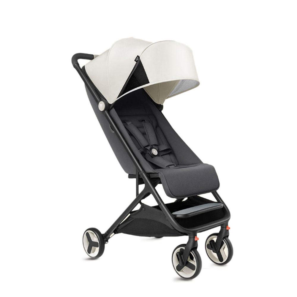 Moonvvin Baby Stroller Trolley Car Trolley Folding Baby Carriage Foldable Portable Traveling Pram Baby Pushchair Stroller