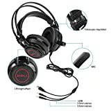 Gaming-HeadsetStereo-Gaming-Headset-Noise-IsolationLED-LightBass-Surround-Over-earMic-USB-35mm-Wired-Gaming-Headphones-Volume-Control