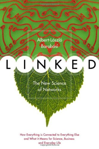 B.o.o.k Linked: The New Science Of Networks Science Of Networks [P.D.F]