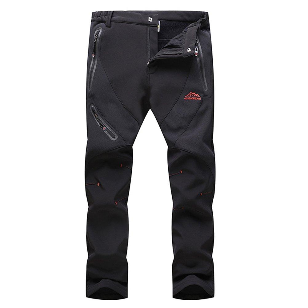 LASIUMIAT PANTS メンズ B0795WXMPT US 32 ブラック ブラック US 32