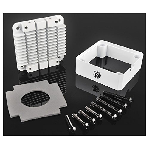 Bits Power Pump cooler white for DDC/MCP 355 (BP-DDCPC-WH) by Bits Power (Image #2)