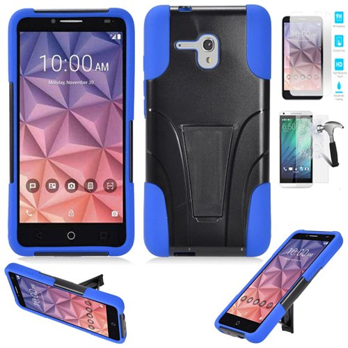 Tempered Glass Screen Protector for Alcatel Pop 3 5.0 - 9