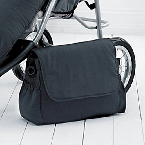 1f1cfb193fb3 Clair de Lune All Seasons Changing Bag (Black)  Amazon.co.uk  Baby
