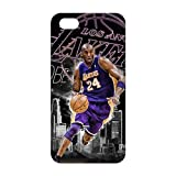 3D Lakers 24 Kobe Bryant For Iphone 5/5S Phone Case Cover