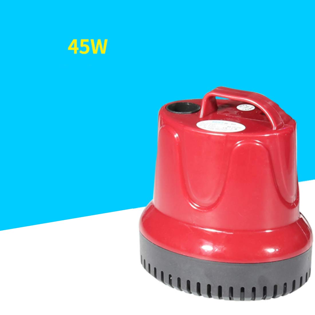45W WEATLY Submersible Pump 600L-5000L Hr, Fountain Water Pump for Fish Tank, Hydroponics,Aquarium (Wattage   45W)