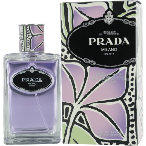 Prada Infusion De Tubereuse Eau De Parfum Spray for Women, 1.7 - Store Usa Prada