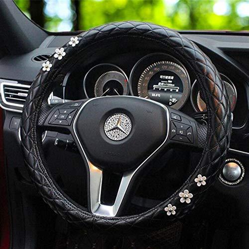 daisies steering wheel cover - 2