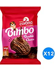 Corono Bimbo Double Choco - 12 Pieces