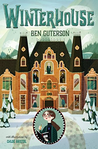 Winterhouse by [Guterson, Ben]