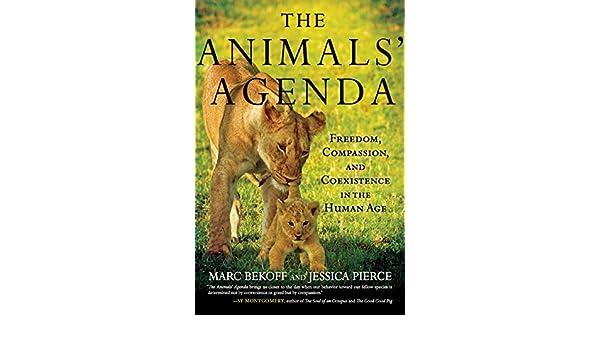 The Animals Agenda: Amazon.es: Marc Bekoff: Libros en ...