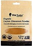 Wild Tusker Organic Ceylon Cinnamon Powder, 20g