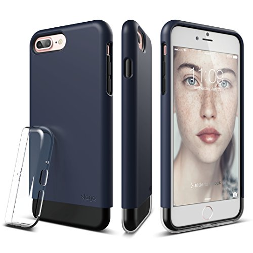 elago iPhone Glide Indigo Crystal