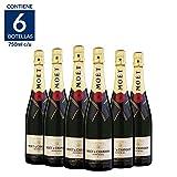 Champagne Moø«t & Chandon Imperial Brut - 750 ml / 6 piezas