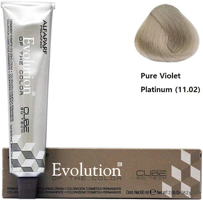 Alfaparf Evolution 11.02 - Pure Violet Platinum by Niceshop ...