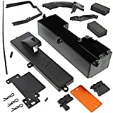 HPI 1/10 Bullet MT ST Flux * BATTERY/RECEIVER BOX RADIO TRAY & CHASSIS BRACES *