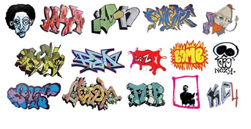 N Scale Custom Graffiti Decals #12 - Great for Weathering for sale  Delivered anywhere in USA