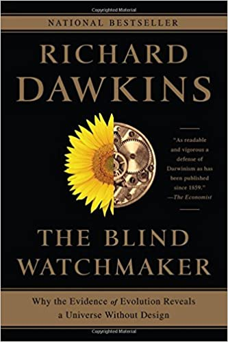 Image result for the blind watchmaker