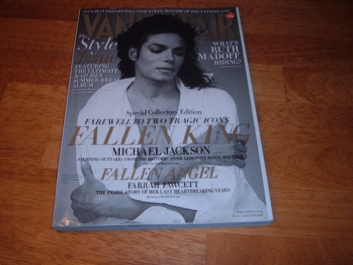 - Vanity Fair Magazine, No. 589 (September 2009)