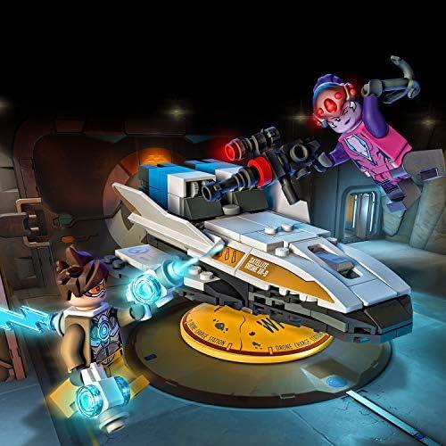 لعبة تركيب اوفرواتش من ليجو مقاس متعددة الالوان 75970 Amazon Ae