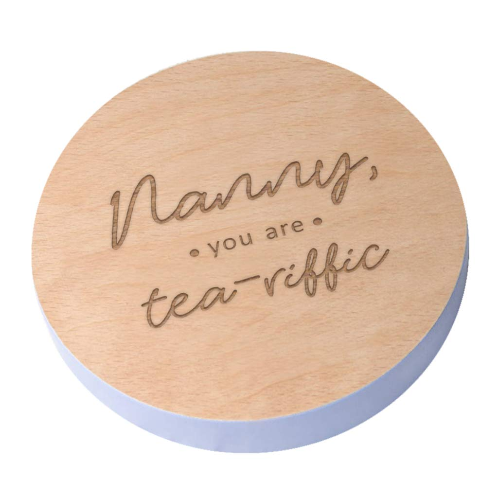 itsperfectfor Here Sits The Tea of the Worlds Best Mum Drinks coaster