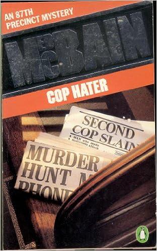 Cop Hater (Penguin crime fiction)