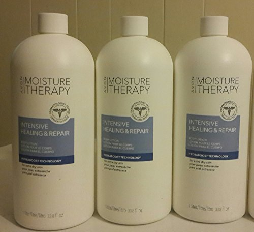 Avon Moisture Therapy Intensive Healing Repair Lot of 3