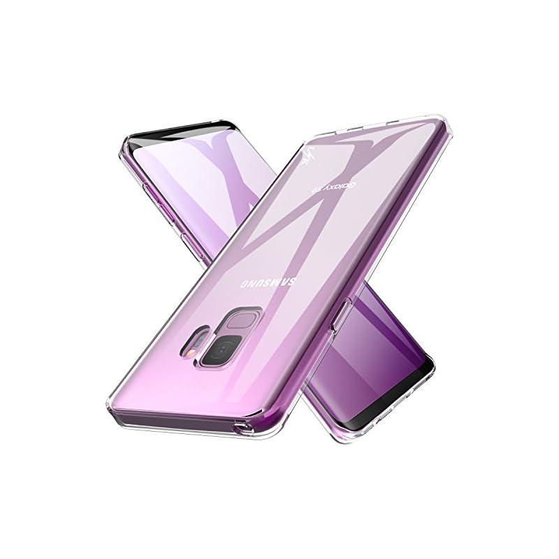 Galaxy S9 Case, LK Ultra [Slim Thin] Cry
