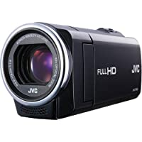 JVC 1.5-Megapixel 1080P High-Definition Everio Digital Video Camera (Black) GZE10BUS (Discontinued by Manufacturer)