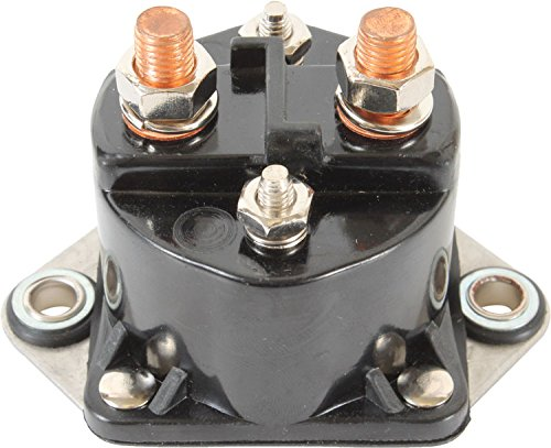 15-457//22611 DB Electrical SMR6020 Starter Solenoid Relay for Mercury Marine 87-803632T 4-Terminal 89-F460917-1//15-295 R130014 //89-F460917-1//12 Volt Isolated Base