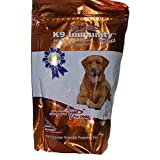 K9 Immunity Plus for Dogs 30-70 Lbs, Liver & Fish Flavored Chews, 60 Wafers , 2 Pak /Immunité K9 Plus pour chiens à mâcher 30-70 Lbs, foie & poisson aromatisé, 60 Gaufrettes, 2 Pak