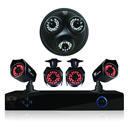Night Owl Security B PE81 46 3DM 8 Channel