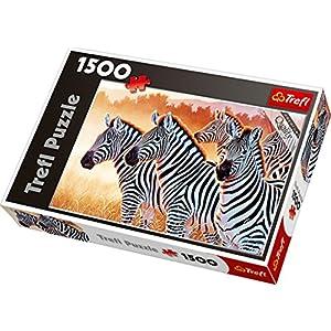 Trefl Puzzle Zebre 26129
