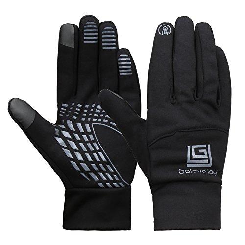 Waterproof Running Gloves - 8